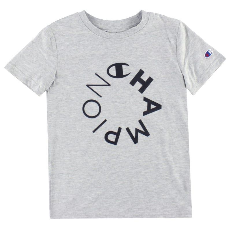 T-shirt Circle Crest 8-20ans