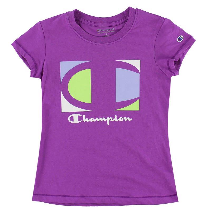 T-shirt Colorblock 7-16ans