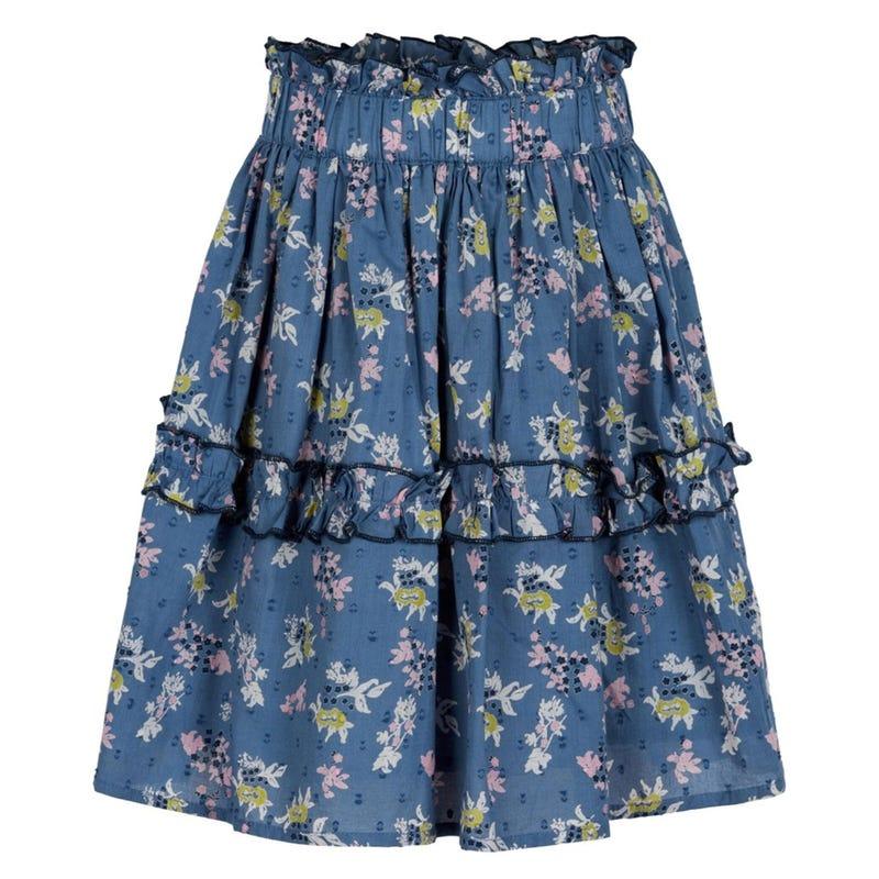 Flowers Skirt 7-14y