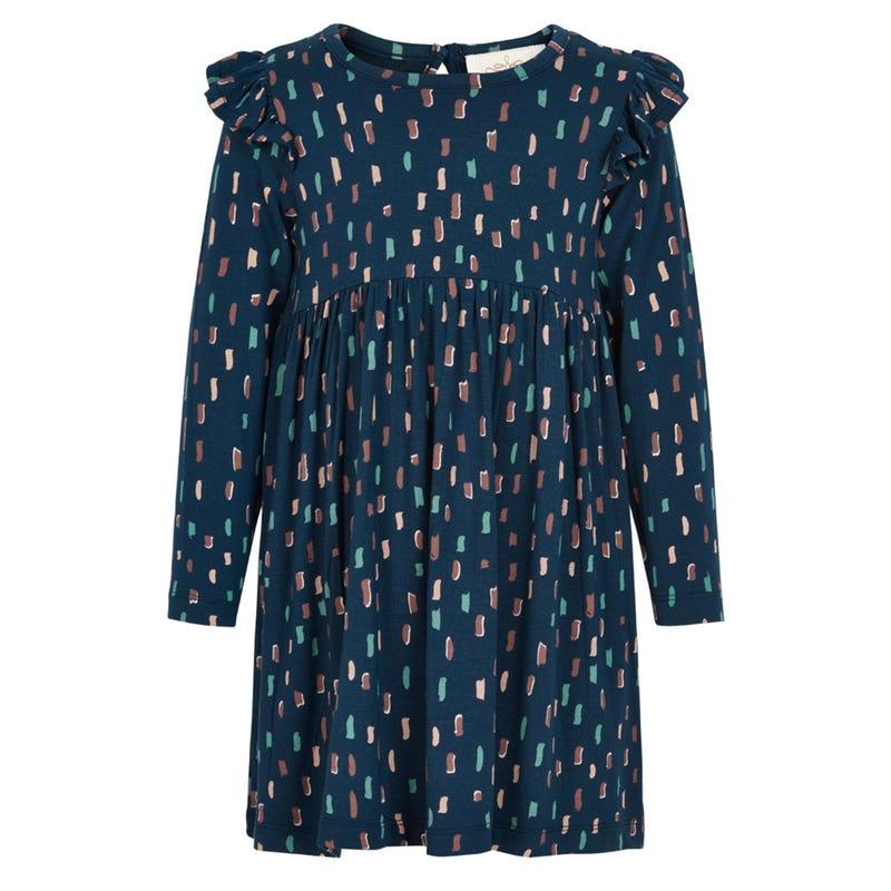 Robe Imprimée Romantique 3-6ans