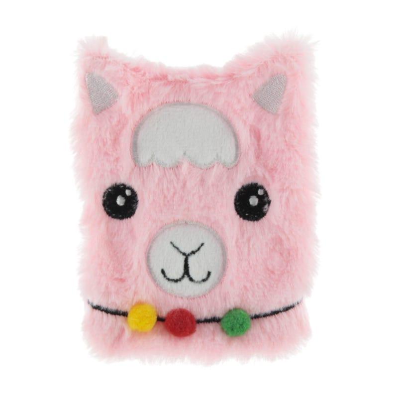 Llama Heating Plush - Pink