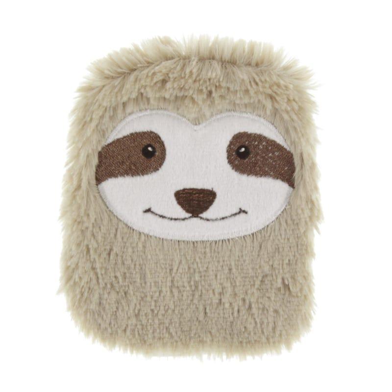 Sloth Heating Plush - Brown