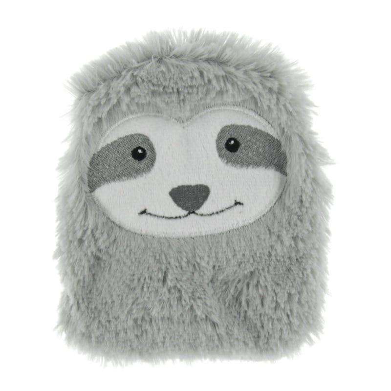 Sloth Heating Plush - Gray