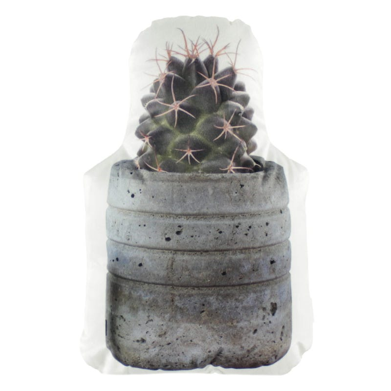 Cactus Cushion - Rounded Pot