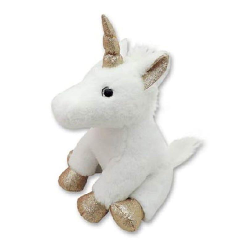 Unicorn Door Stopper - White