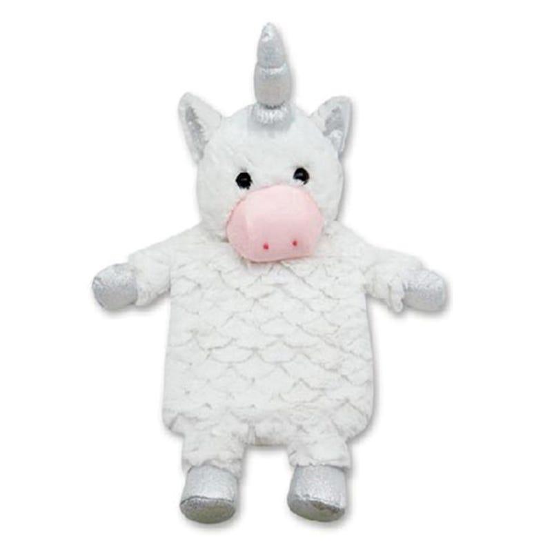 Unicorn Hot-Water Bag - White
