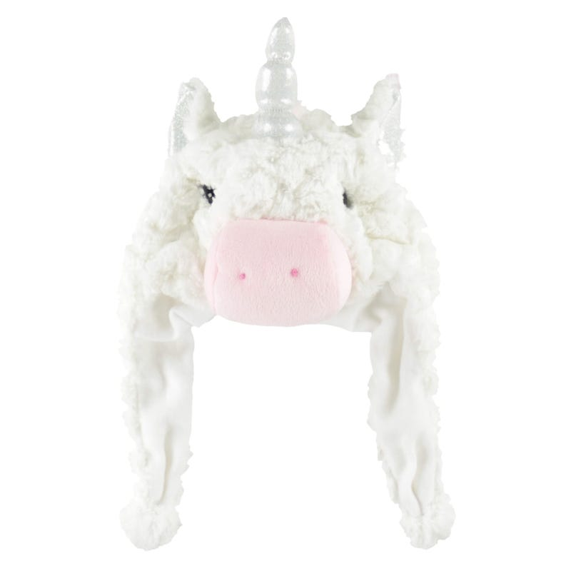 Unicorn Hat - White