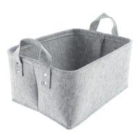 Medium Basket - Gray