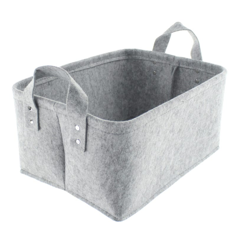 Medium Basket - Gray