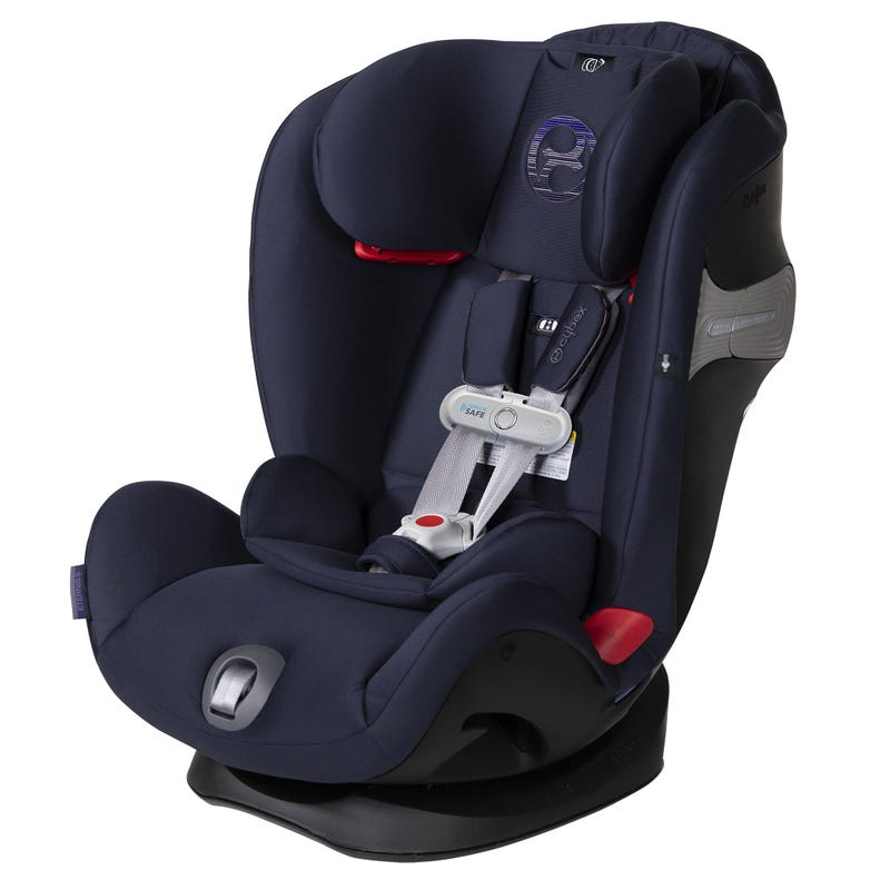 Car Seat Eternis S Denim Blue