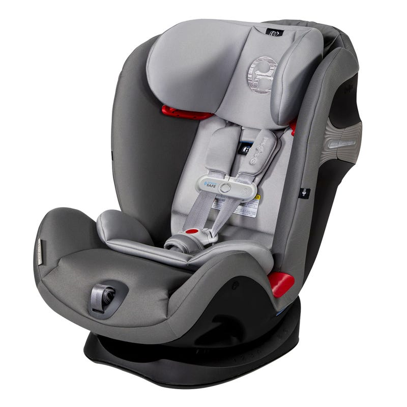 Car Seat Eternis S - Manhattan Grey