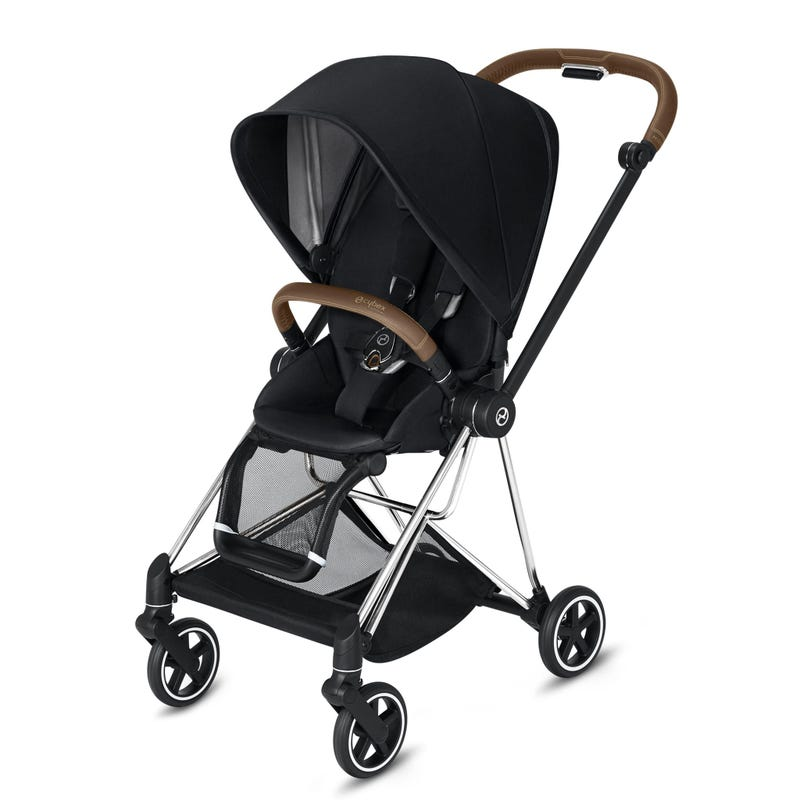 Stroller Mios Chrome - Black