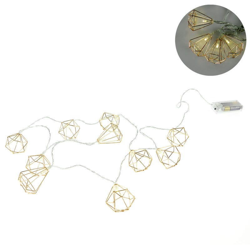 String Lights - Gold