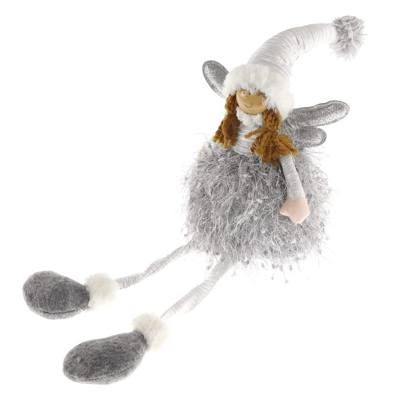 Doll Fairy - Silver