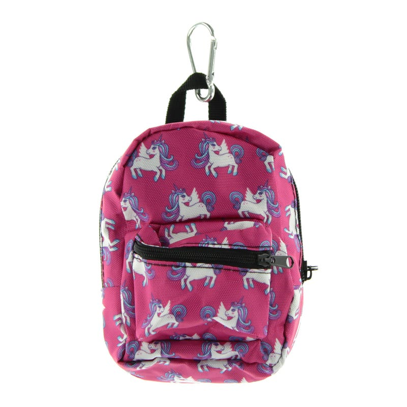 Unicorn Mini Backpack - Pink