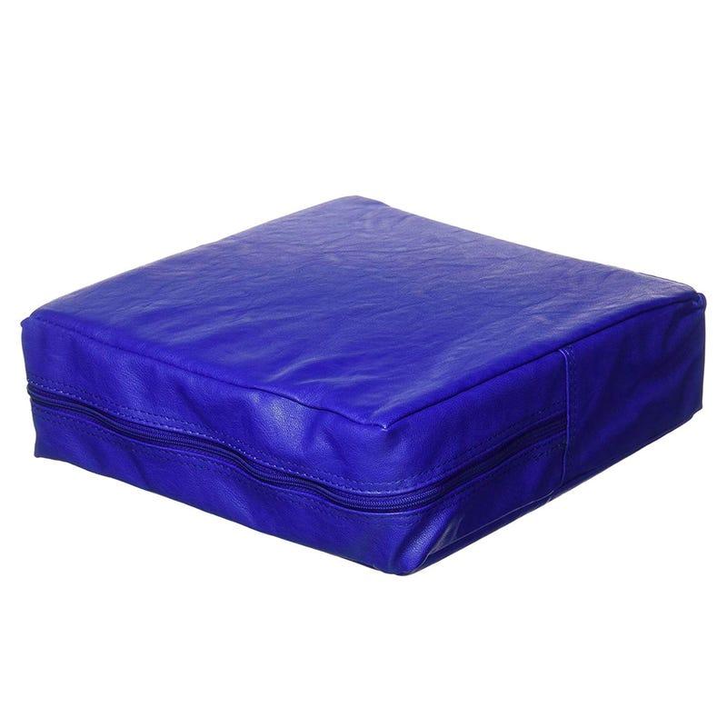Coussin Vibrant Senseez Bleu