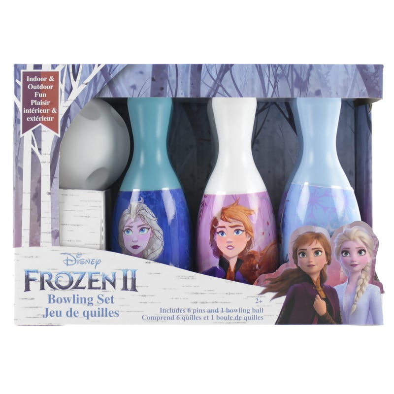 Bowling toy Frozen 2