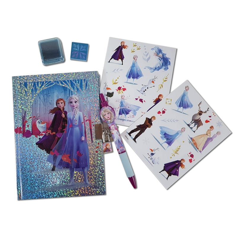 Frozen 2 Diary Set