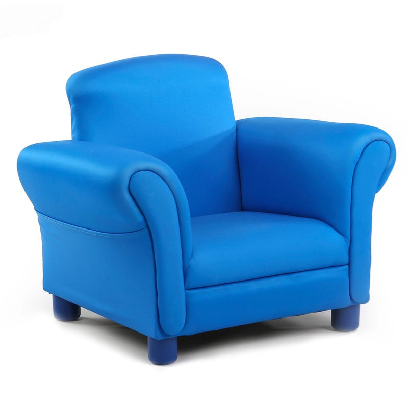 Fauteuil - Bleu