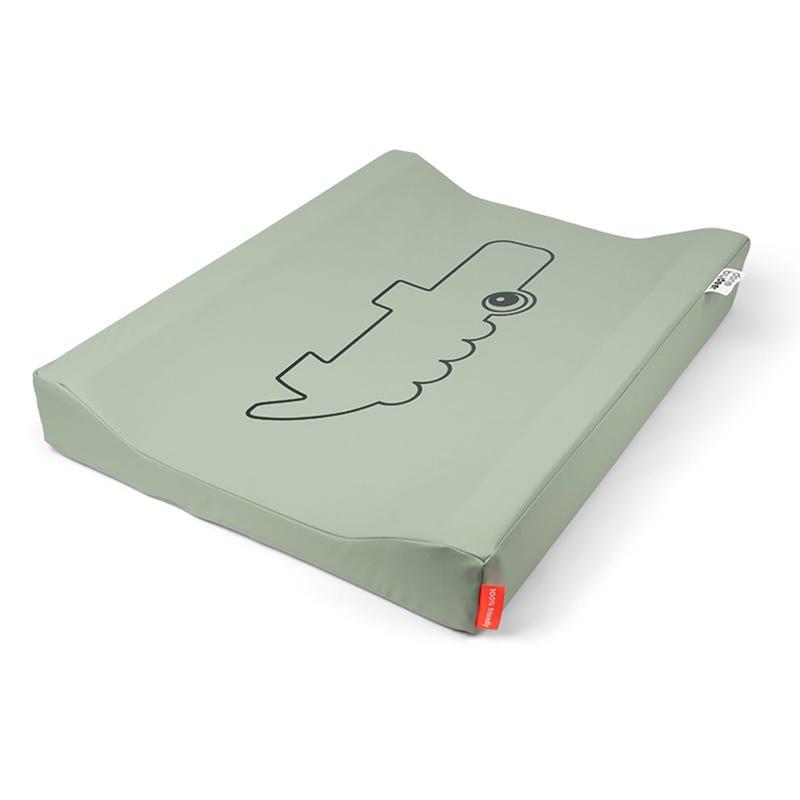 Changing Pad Easy Wipe - Croco Green