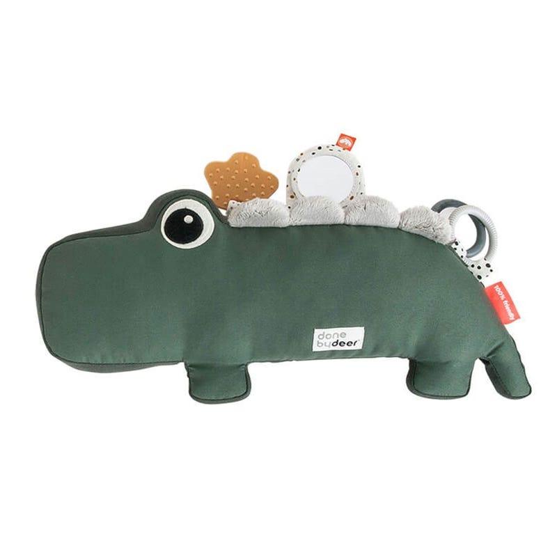 Jouet d'Activité - Crocodile Vert