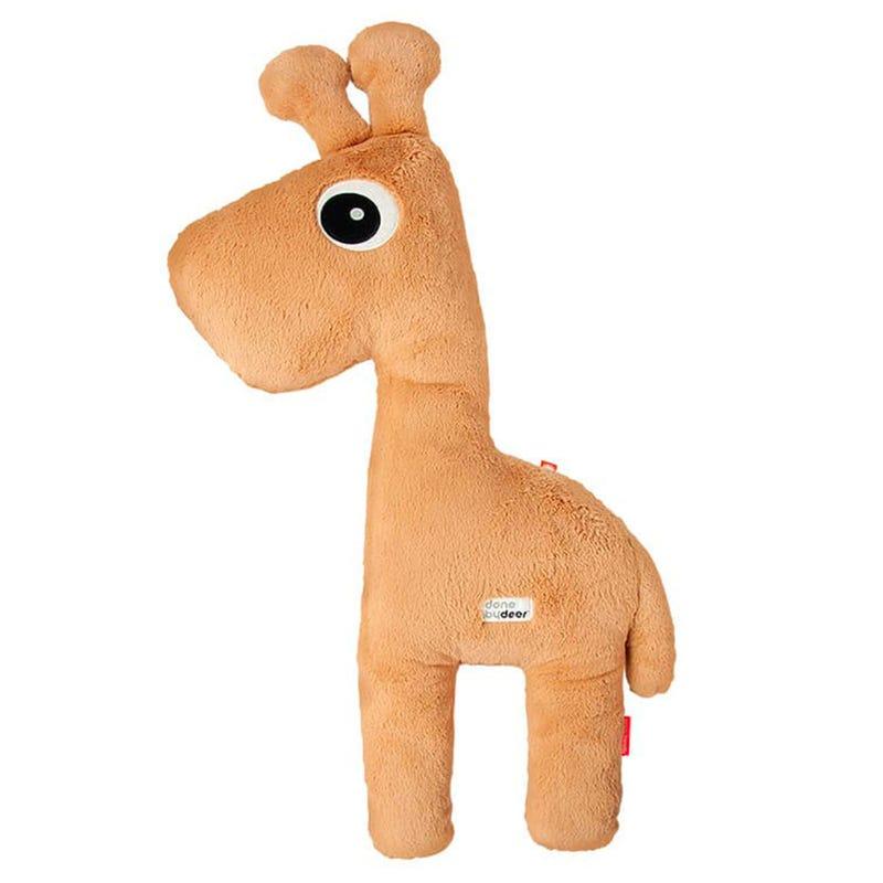Girafe Géante Raffi 100cm - Moutarde