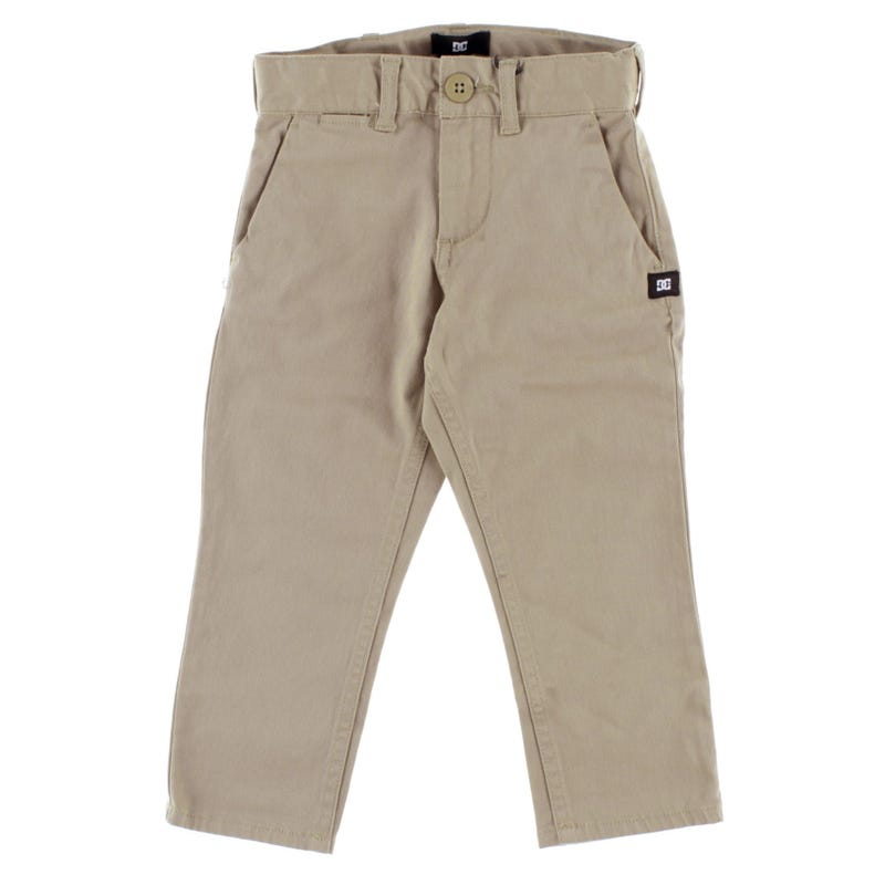 Chino Worker Pants 2-7y