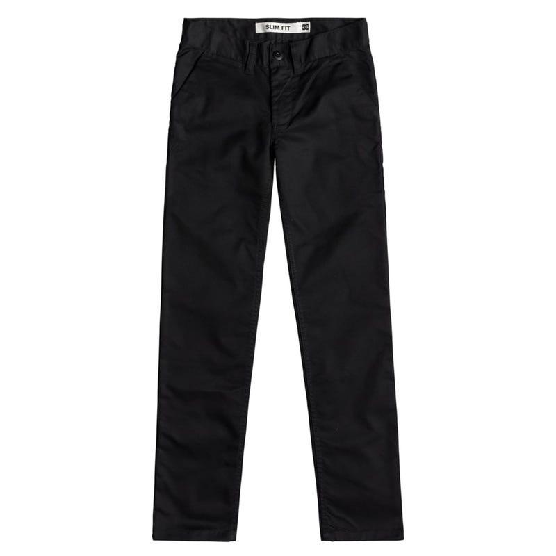 Worker Slim Fit Chino Pants 8-16y