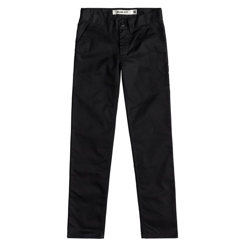 Worker Slim Fit Chino Pants 8-16y