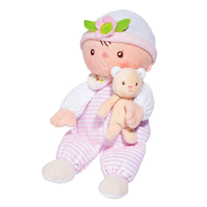Claire Doll Teddy Bear Plush