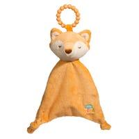 Teether Fox Blanket