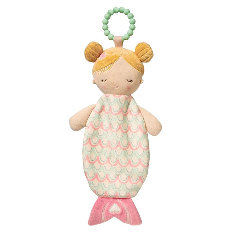 Doudou Teether Mermaid