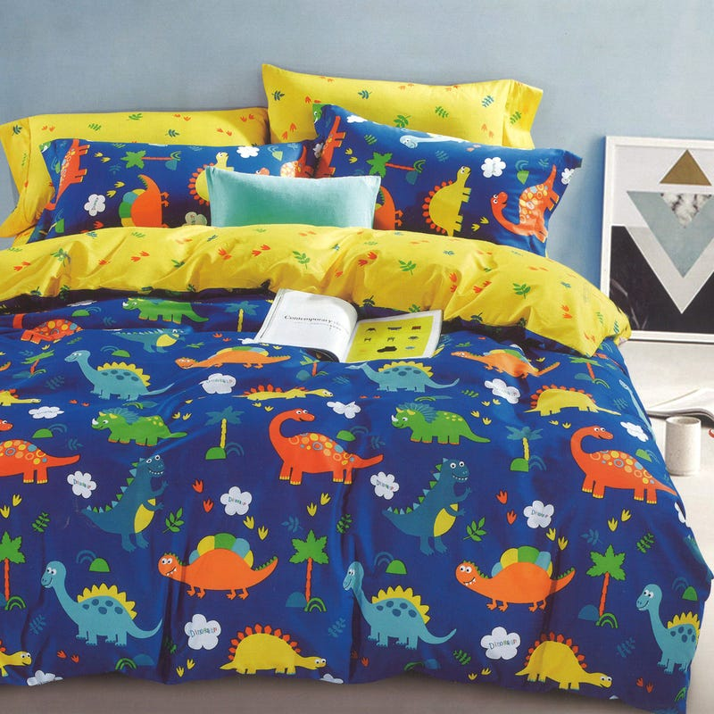 Dinosaurs Twin Duvet Cover
