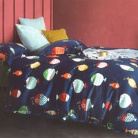 Duvet Cover Twin Under The Sea
