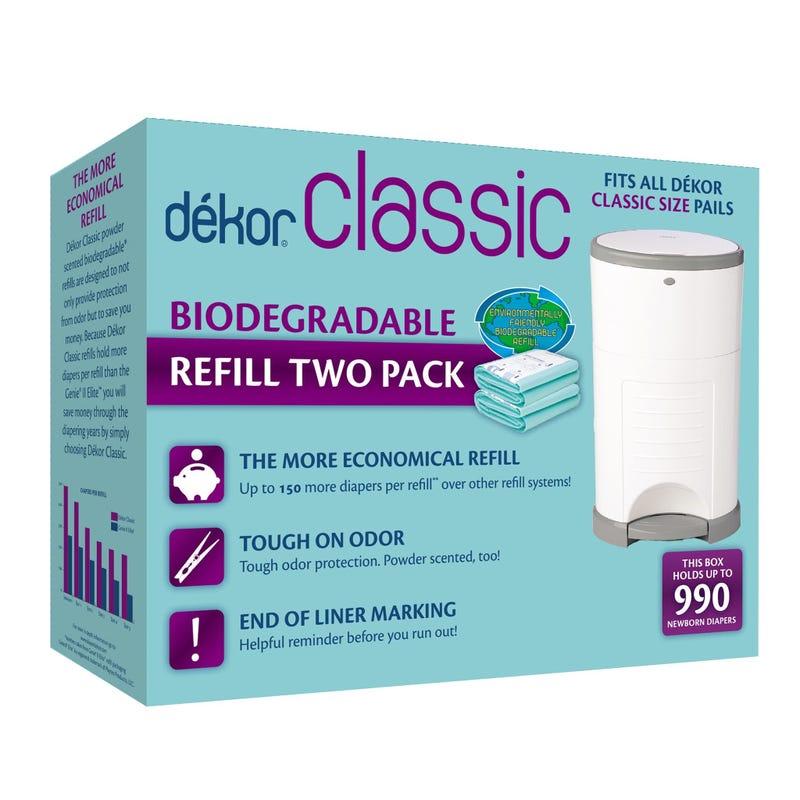 Refill Dekor Classic Set of 2