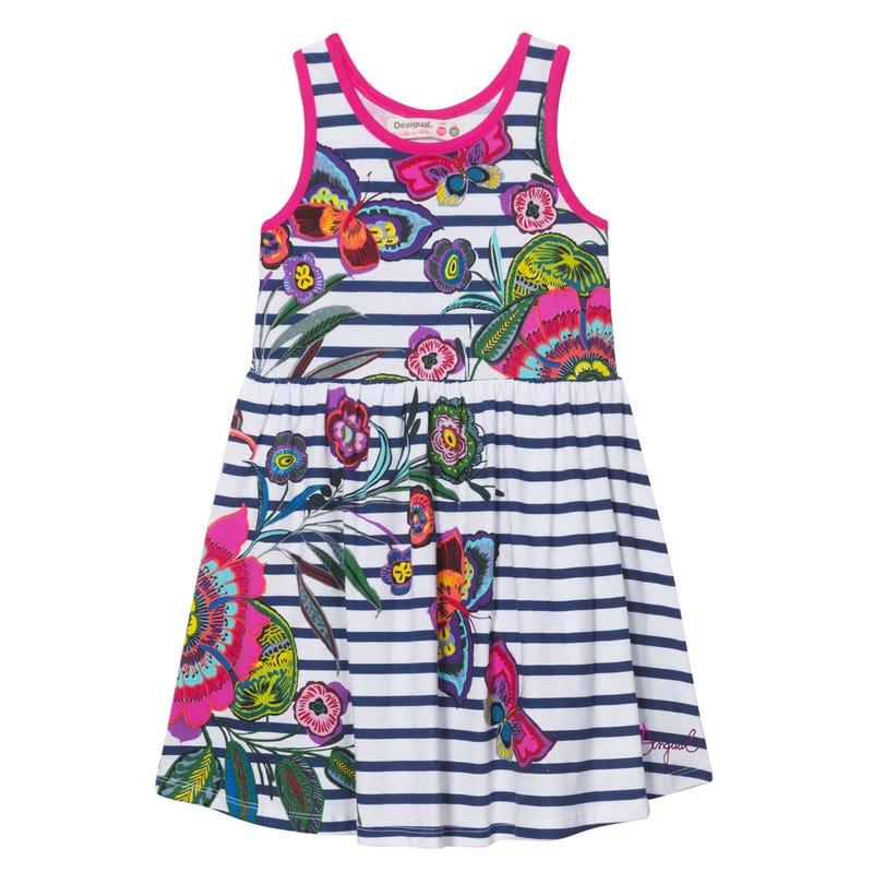 Libreville Dress 7-14y