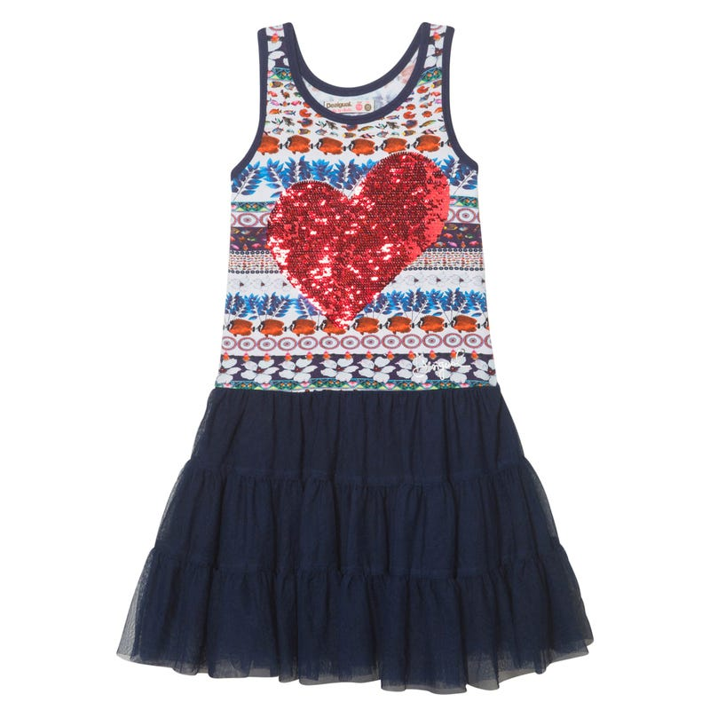 Bridgerport Dress 7-14y