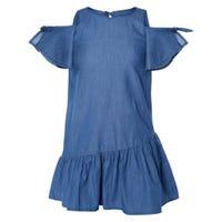 Santorini Chambray Dress 7-14y
