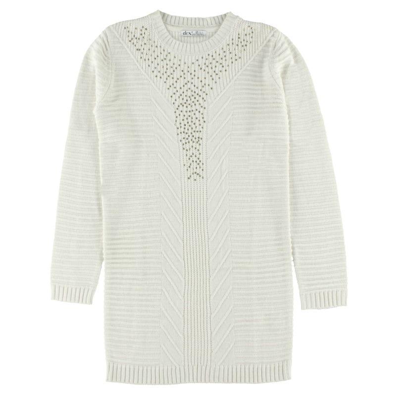 Romance Knit Dress 7-14