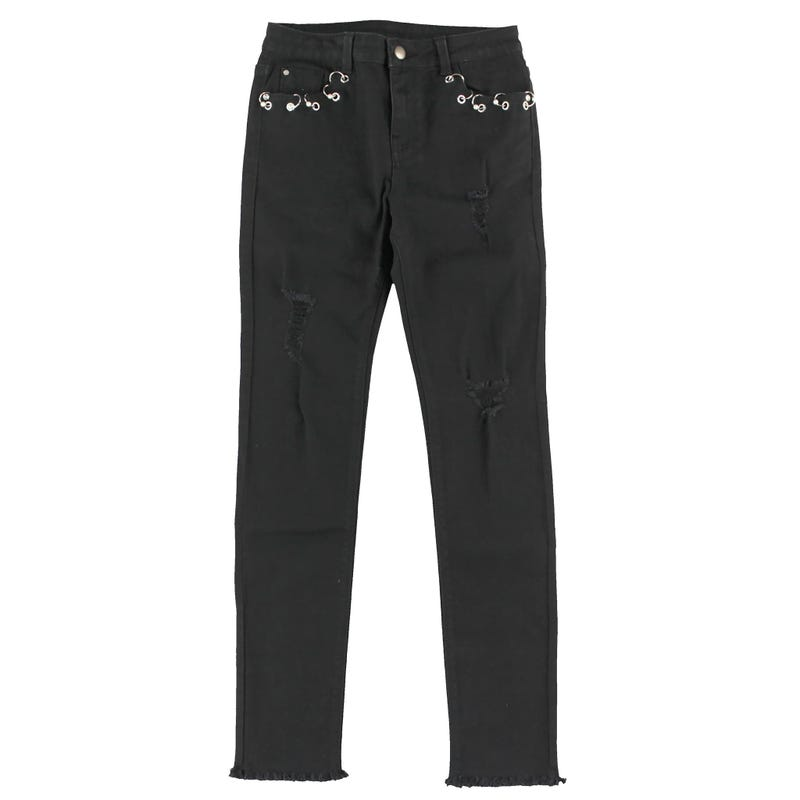 Pop Chic Zip Pants 7-14y
