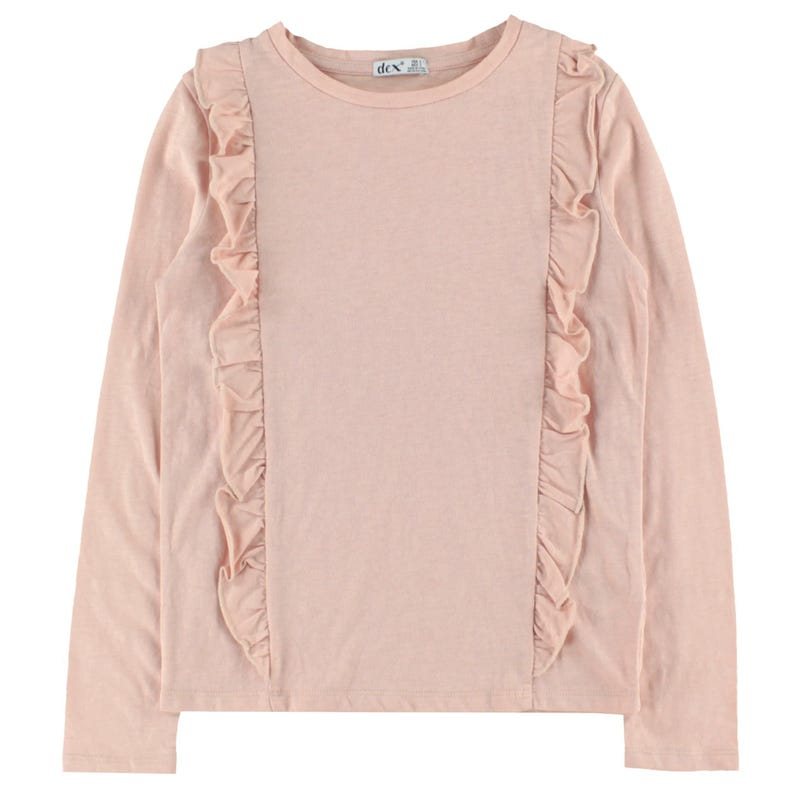 Romance Long Sleeve Shirt 7-14y