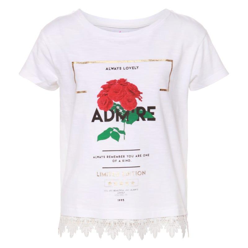 L/S Pop Chic T-Shirt 7-14