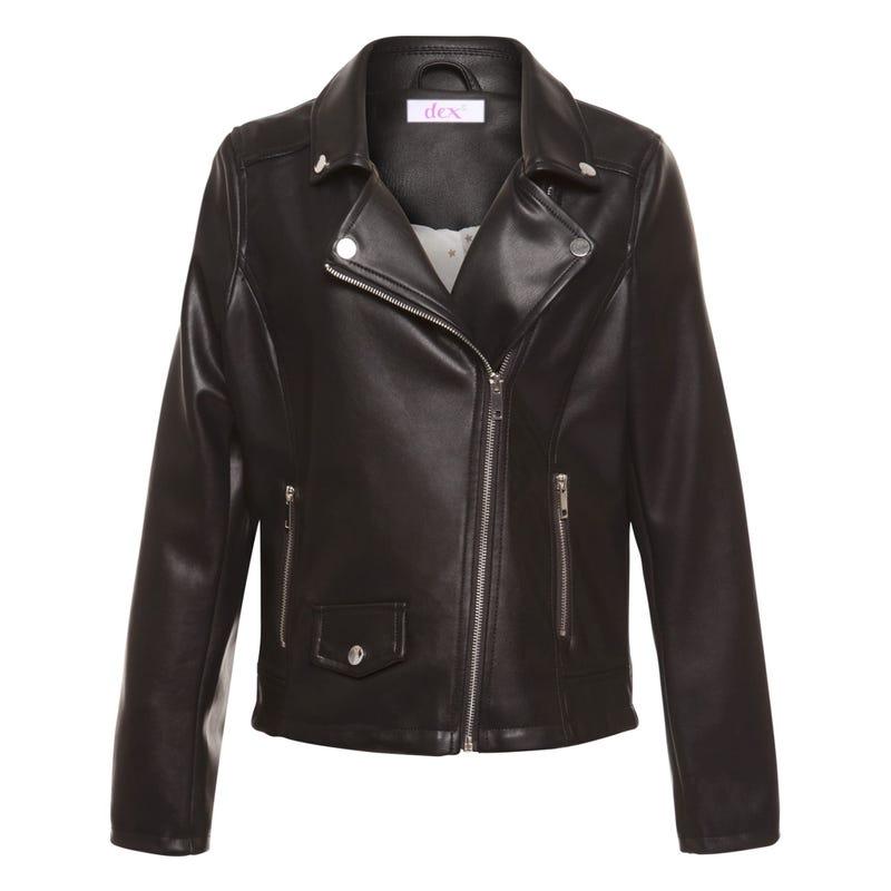 Pop Chic Biker Jacket 7-14