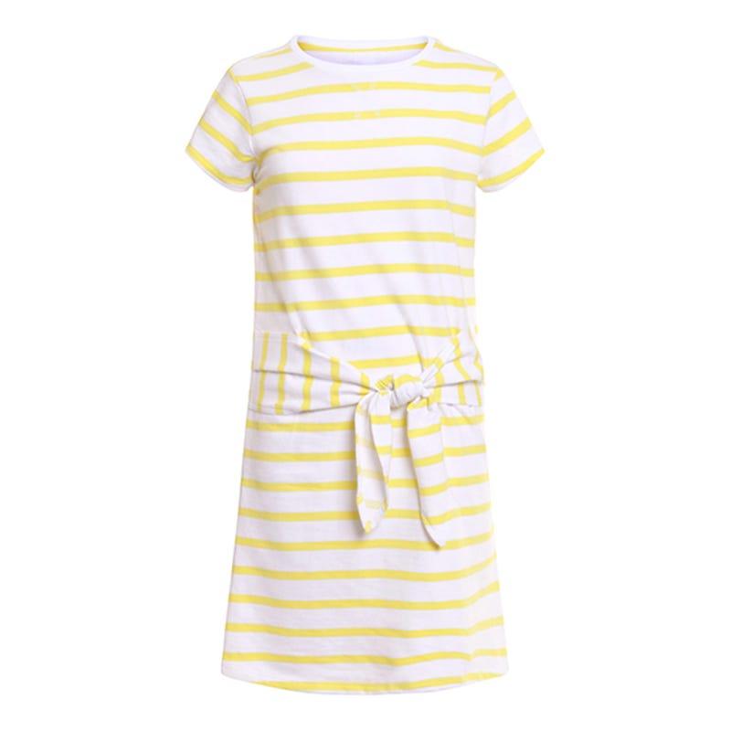 Rio Striped Dress 7-14y