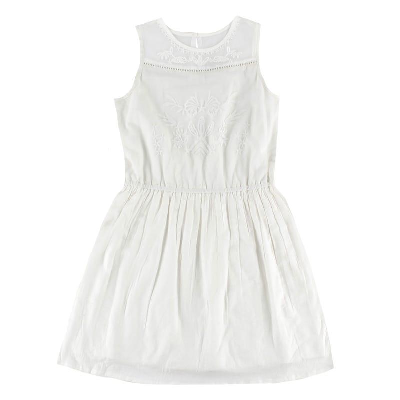 Embroidery Madrid Dress 7-14y