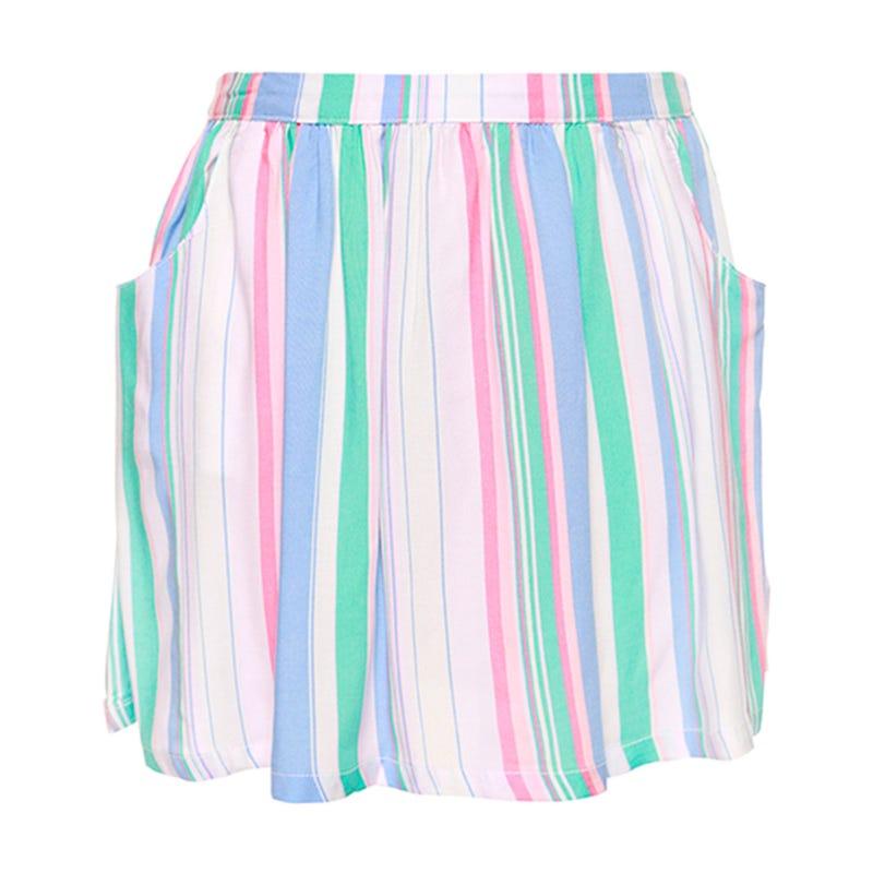 Lima Striped Skirt 7-14y