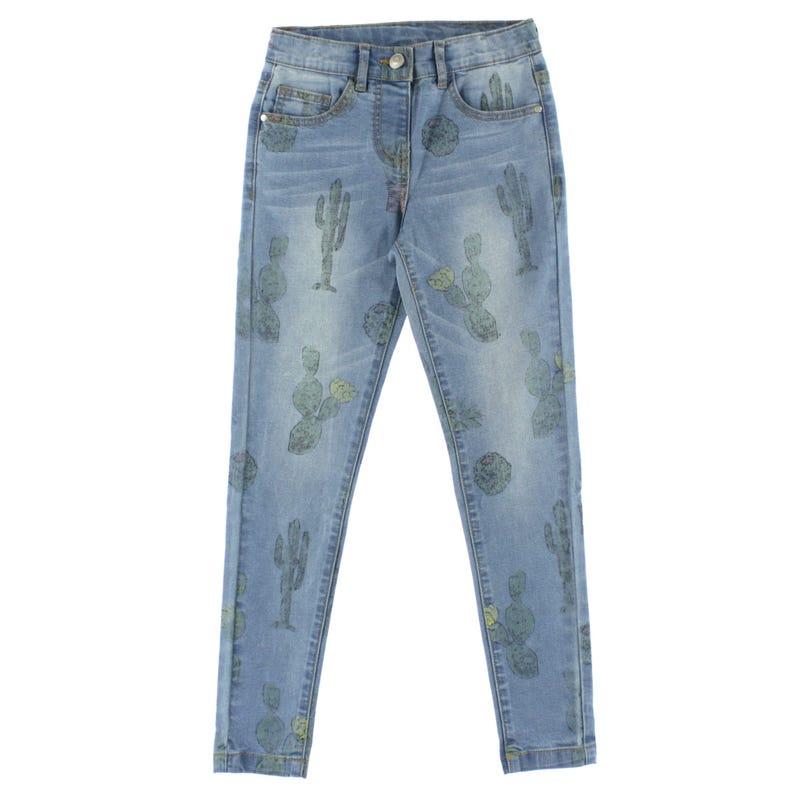 Mexico Cactus Jeans 7-14y