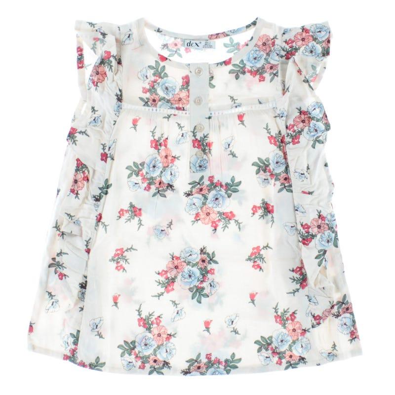 T-Shirt Imprimé Lima 7-14ans