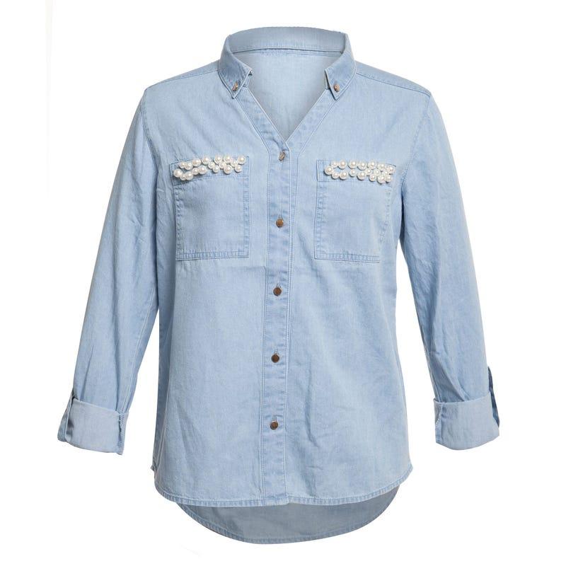 Lima Long Sleeve Shirt 7-14y