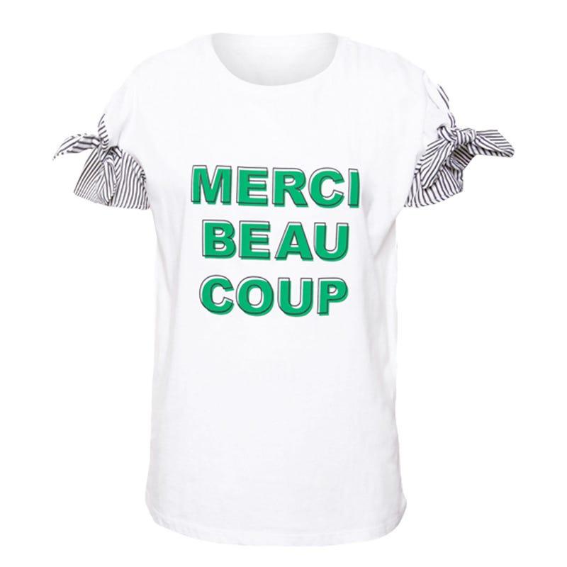 T-Shirt Merci Provence 7-14ans